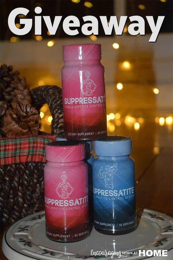 Suppressatite Giveaway