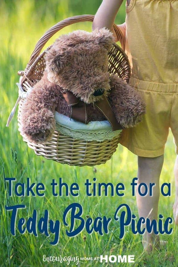 Celebrate Teddy Bear Picnic Day, on July 10th, with your kids.  Take a look at these cute ideas to help make your picnic memorable and fun.