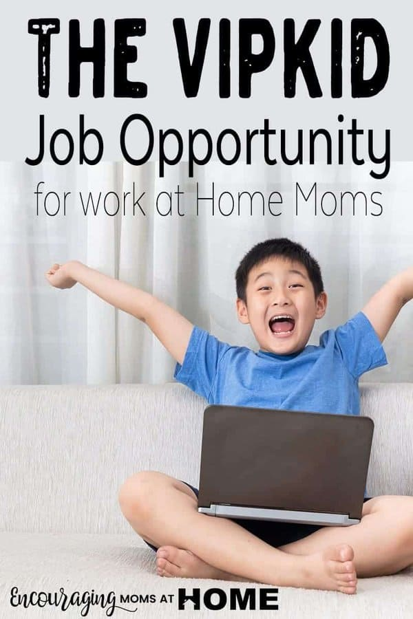 Are you looking to work from home? Have you heard of VIPKID?  Take a look at the details of this great work from home opportunity that allows flexibility, has incentives, and the pay is pretty great too!