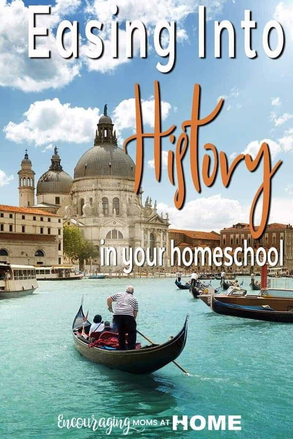 Whether your students love history or not, here are some ideas of ways to have fun with history while you get your school year up and running.