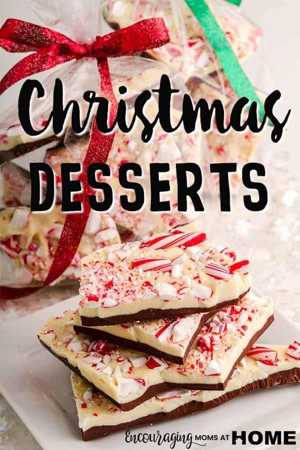 Looking for fast and easy dessert recipes for Christmas - or anytime? Take a look at this collection of delicious recipes that may just become a holiday tradition.