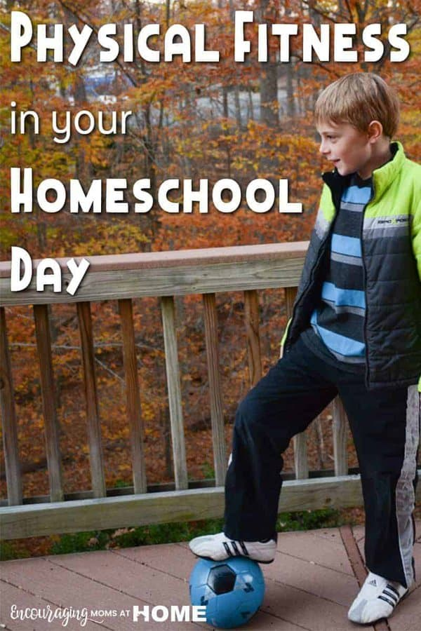 Do you struggle to add Physical Fitness aka PE to your homeschool?  It is very beneficial for you kids but can be a challenge with various ages and different levels of physical ability. Here is a list of ways to work PE into your homeschool plans.