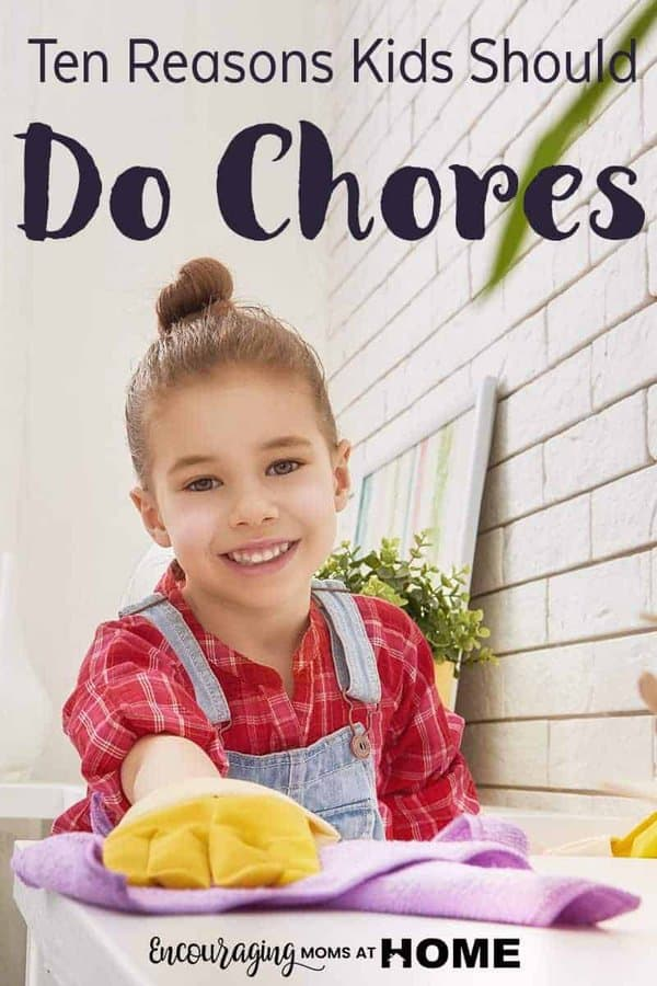 What skills do your kids need to be able to one day run their own household? How do you teach those skills to them? Chores are a valuable and essential way to teach these skills. Take a look at our list of 10 chores that will get them start to take on responsibilities.