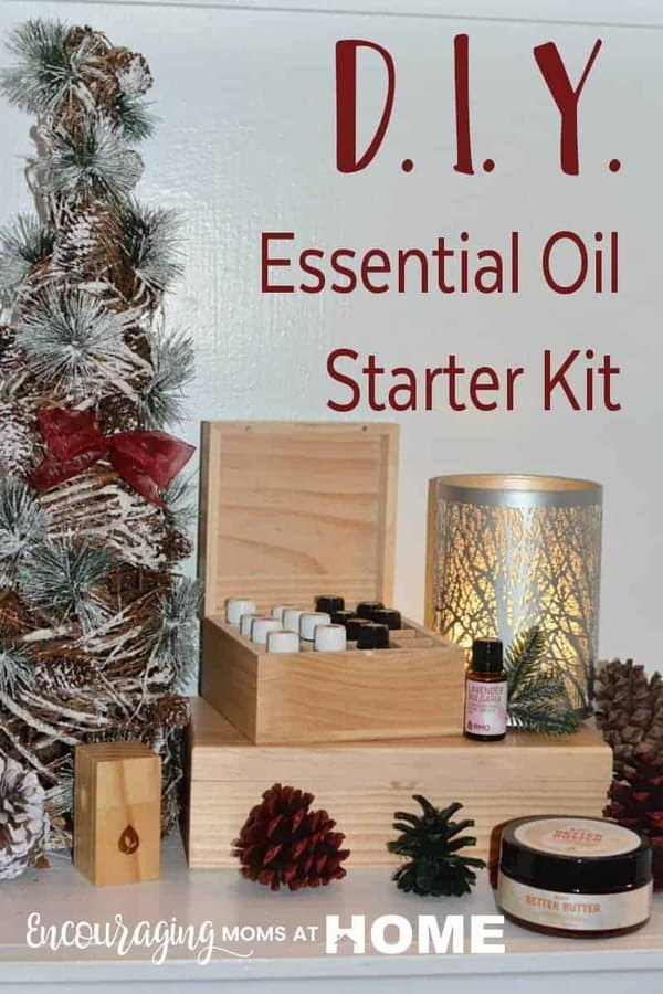 DIY Essential Oil Starter Kit - all the best EO and supplies to include when you give the gift of oils. #essential oils #oily