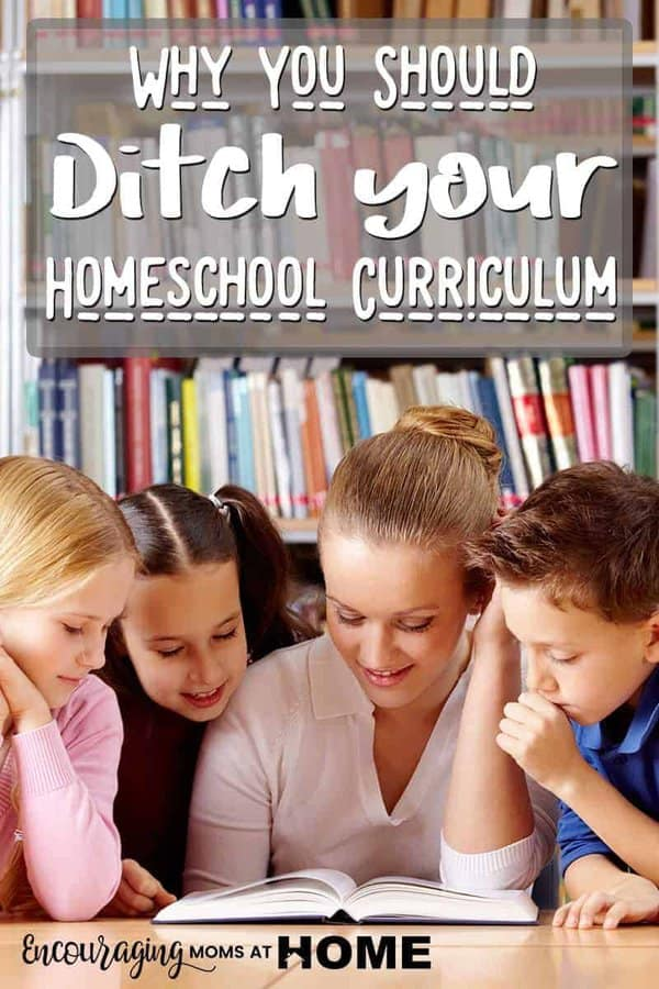 It is easy to get burned out on homeschooling and all that goes with it. You might need a jump start?! And good books, togetherness, and story time might be the answer. Why not give it a try?