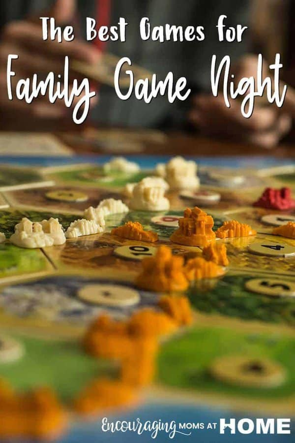Does your family enjoy having a game night? There are so many options that finding the right game can be a bit overwhelming, especially if you have a wide age range in your family. Take a look at my recommendations that are family friendly and take the younger kids in your house into consideration. #familygamenight #familyfun s!