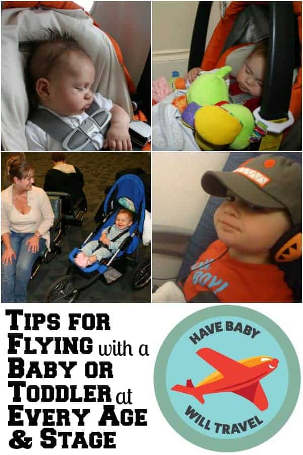Flying with an Infant, Flying with a Baby, Flying with a Toddler, Flying with Babies, Flying with Toddlers