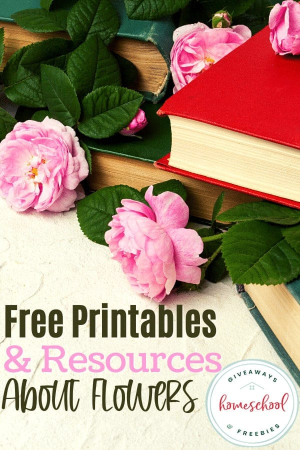 FREE Printables and Resources About Flowers