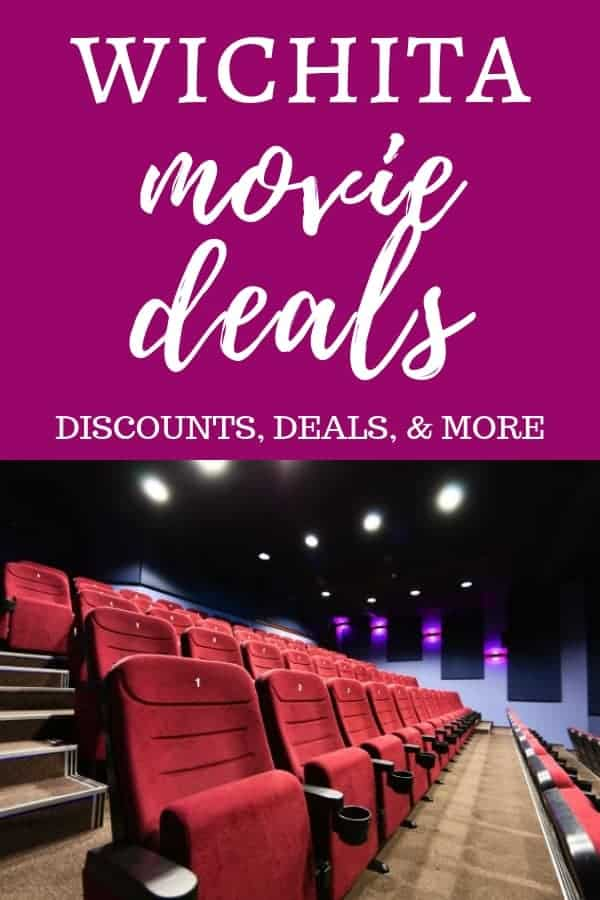 Find all the best discount movie deals and cheap movie tickets in Wichita KS! | Wichita on the Cheap - Warren Theater Regal Cinemas AMC Northrock 14 Movie Machine Starlite Drive In Warren Old Town Chisholm Trail 8 Derby Plaza Theaters Central Cinema 6