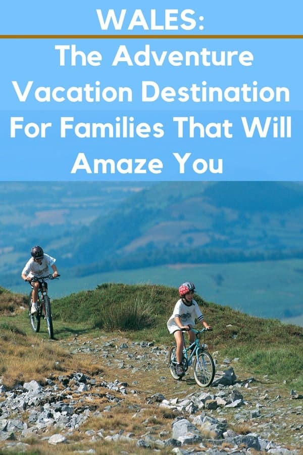 Wales is a vacation destination that works with kids and teens alike because of its wealth of adventure activities and connection to pop culture icons like dr. Who, thomas the tank engine and the bfg. Here are the top things to do with every age kid. #wales #uk #thingtodo #vacation #kids