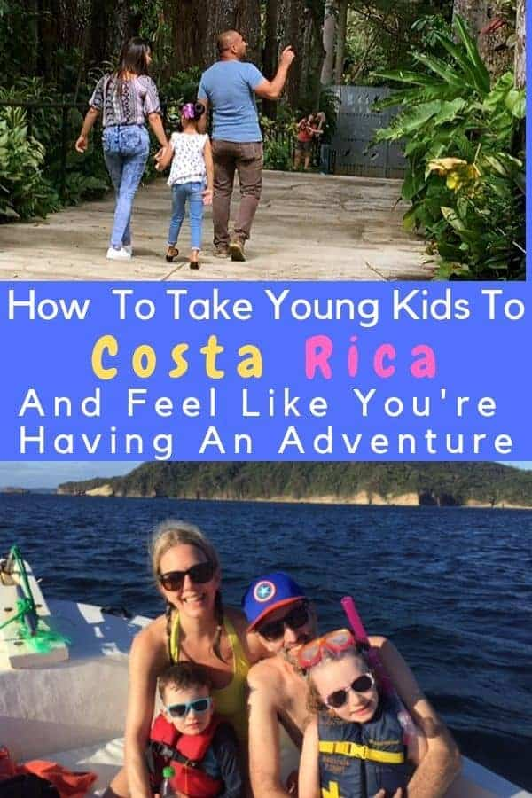 Want to do a costa rica vacation with kids? Here we tell you how to make it work and where to find good ice cream. We also recommend a family friendly resort you all will like. #costarica #vacation #kids #thingstodo #resortreview #ideas