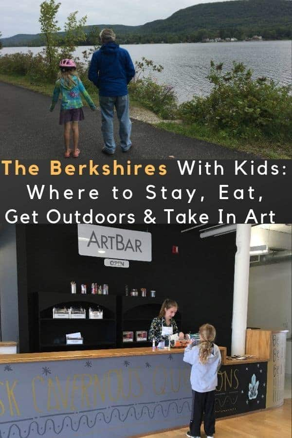 17 hotels, restaurants and things to do in the berkshires with kids. Perfect ideas for a weekend getaway in spring, summer or fall. #berkshires #thingstodo #weekend #kids #vacation #summer #fall