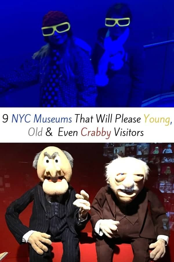 9 kid-friendly NYC museums. They aren't children's museums, but they have programs and exhibits that will engage parents and keep kids happy, too. #NYC #museums #thingstodo #kids #family #vacation #weekend