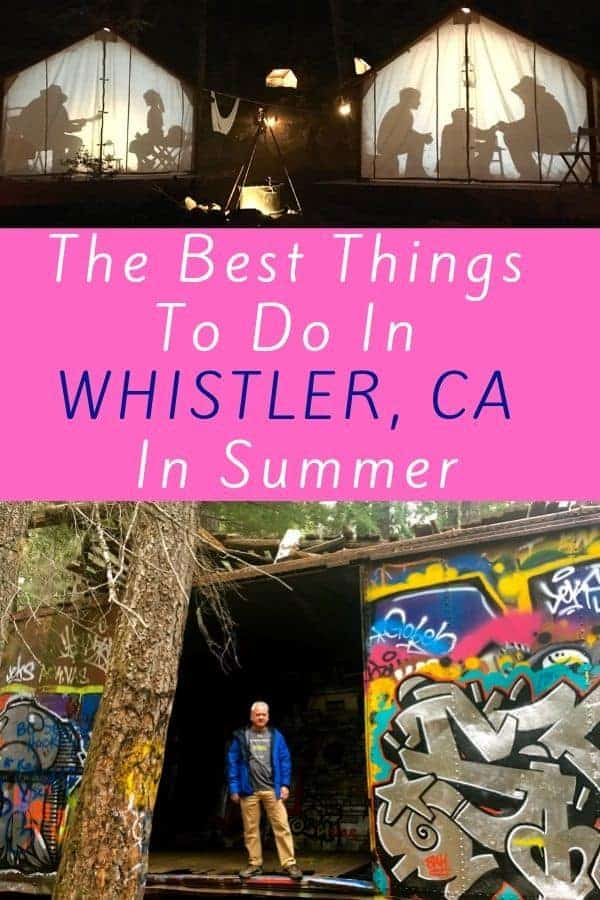 Here are the best things to do with kids in whistler, b. C. In summer, outdoors and inside. Plus, restaurants and hotels to look for. #whistler #canada #britishcolumbia #outdoors #summer #kids #vacation #thingsto do