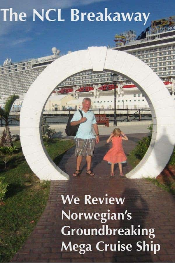 The breakaway class is ncl's line of mega-cruise ships. Here are the ups and downs of sailing with 4,000 other people. #ncl #norwegian #breakaway #cruise #cruiseship #review #withkids #bestforfamilies