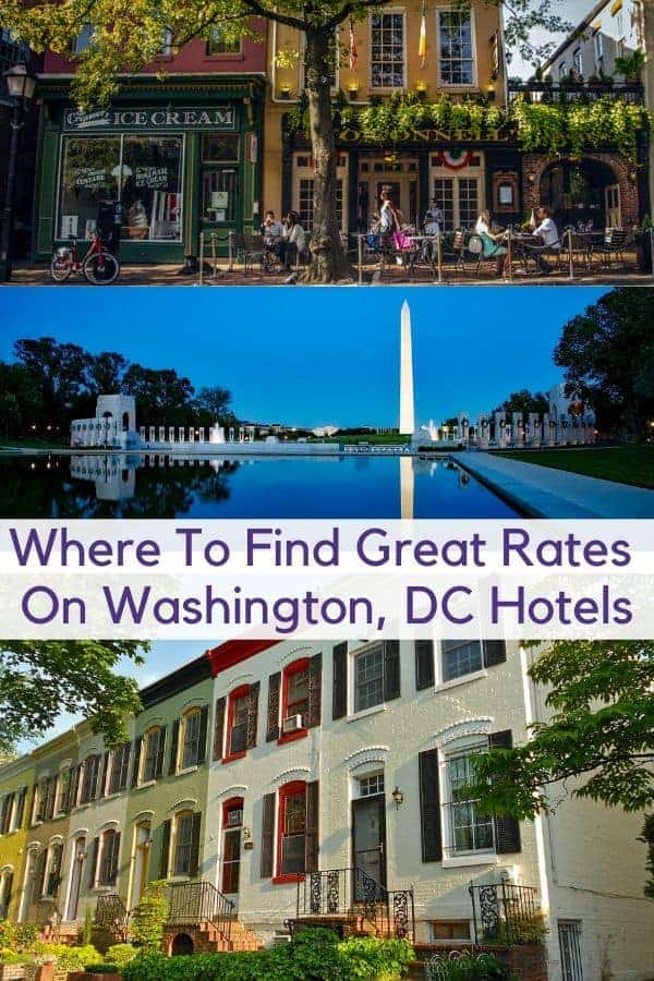Visiting washington, dc with kids? We share tips on the neighborhoods that offer the best hotels deals and why it makes sense to rent an apartment. #washingtondc #hotel #apartment #rental #kids #savemoney