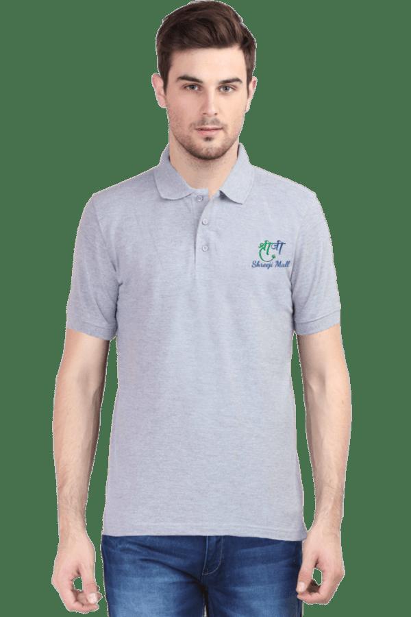 Men's Polo T-Shirt Half Sleeve (Customized)