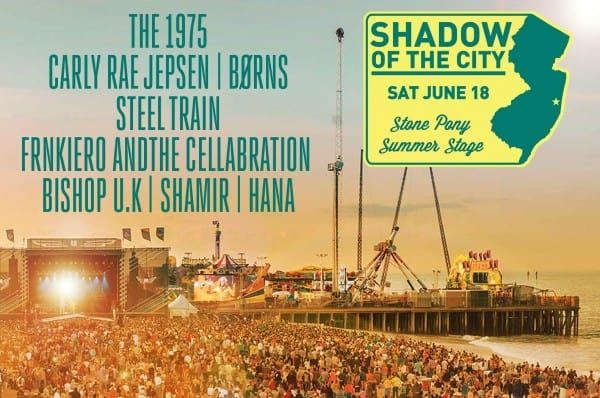 Shadow of the City Music Festival 2016