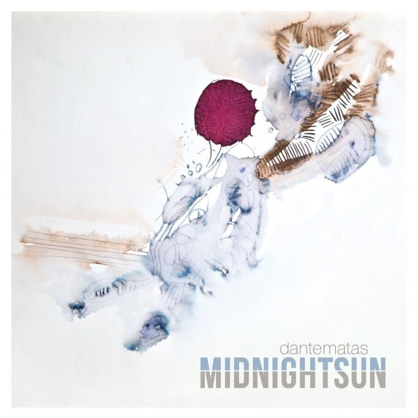 Midnight Sun - Dante Matas album art