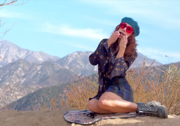Drink About You - Kate Nash music video still