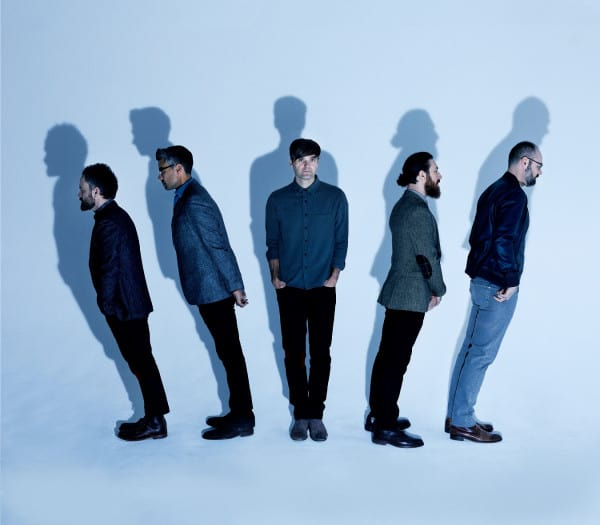 Death Cab For Cutie © Eliot Lee Hazel