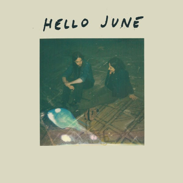 Hello June album cover