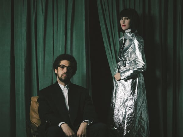 Karen O & Danger Mouse © Eliot Lee Hazel