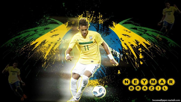"""Neymar HD Wallpapers 2015 - Right Click """"Save Target As"""""""