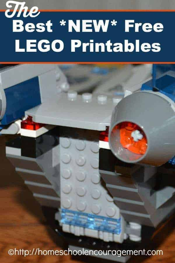 The Best New Free LEGO Printables from around the web. Check out all of our fantastic LEGO Printables and links.