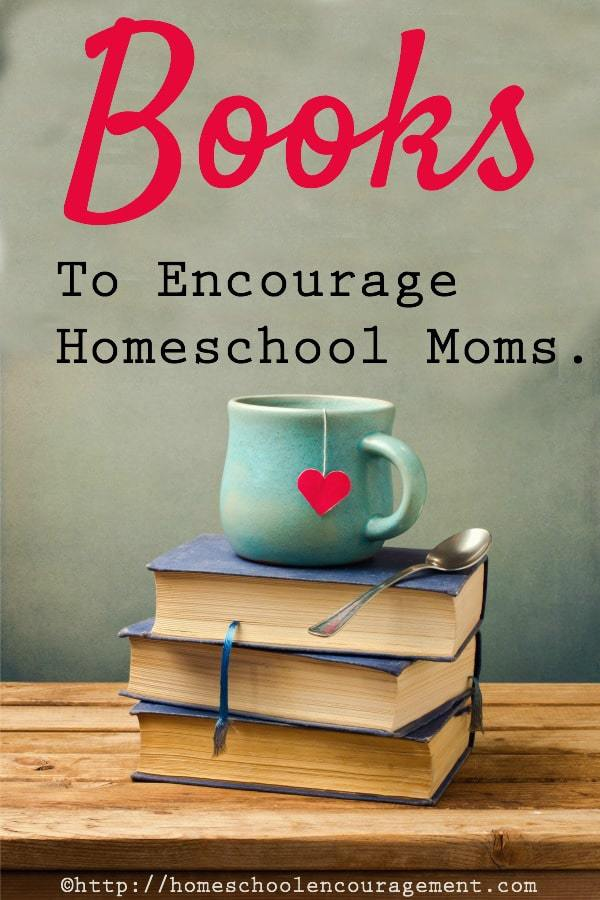 As a mom, it's important to have a little down time. As a homeschool mom, that downtime is often spent reading about the homeschool journey. Here is a great list of 10 books for encouragement in that journey.