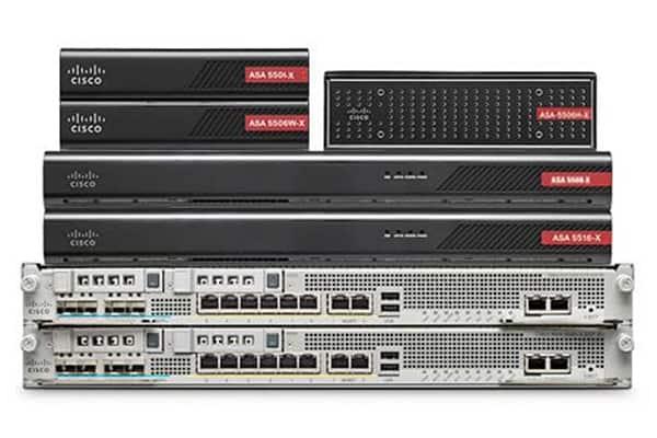Cisco ASA 5500-X with FirePOWER Services