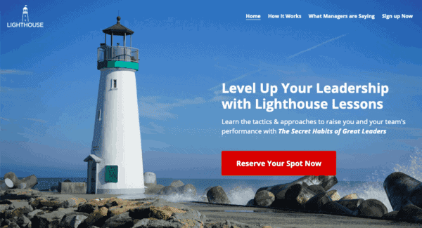 Remote management courses are available through Lighthouse Lessons.