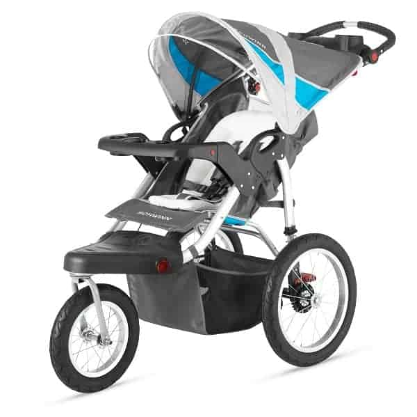jogging stroller for travel, travel with a jogging stroller,