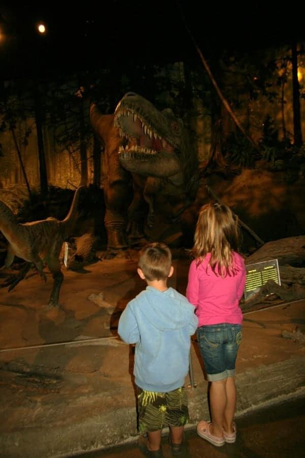 drumheller museum, dinosaur museum, drumheller alberta, drumheller, royal tyrrell museum, royal tyrrell, drumheller with a toddler, drumheller with toddler, drumheller with kids