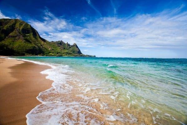 kauai, makua beach, kauai hawaii, kauai beach, family vacations on kauai