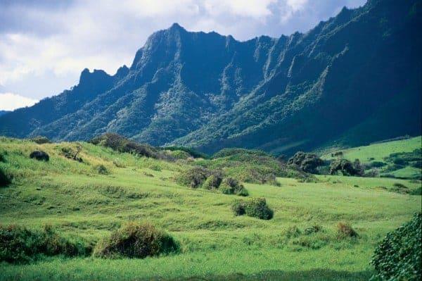 Oahu - Koolau Mountains, Hawaii, Family vacations on Oahu