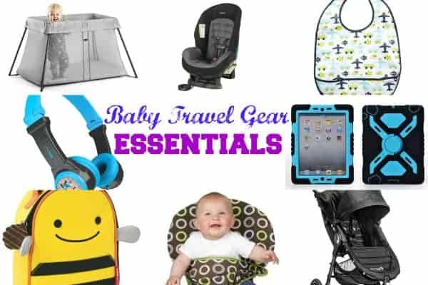 Baby-Travel-Gear, baby travel gear