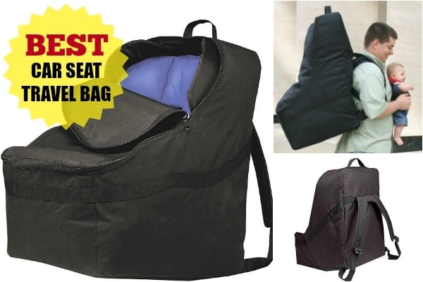 The Best Car Seat Travel Bag