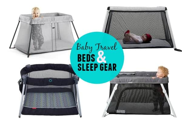 The Best Baby Travel Bed Options & Sleep Gear