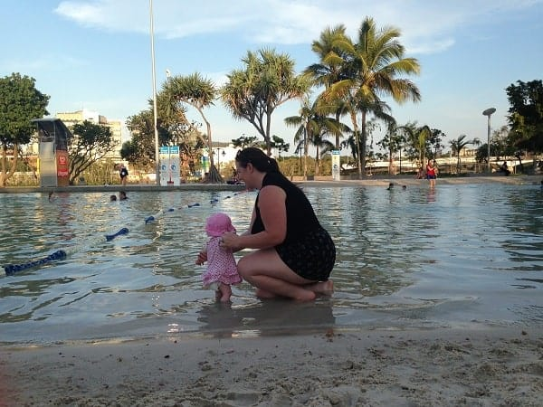 australia with baby, brisbane with baby, brisbane australia with baby