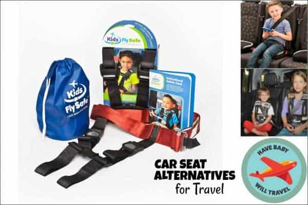 car seat alternative, car seat alternatives, car seat alternative for travel, car seat alternatives for travel