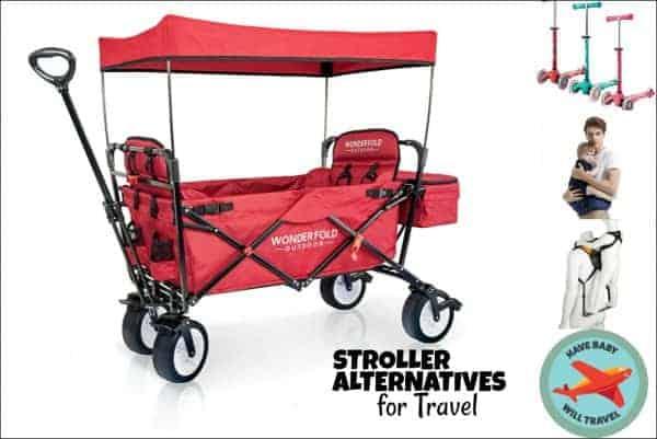 stroller alternatives for travel, stroller alternative for travel, stroller alternative, stroller alternatives