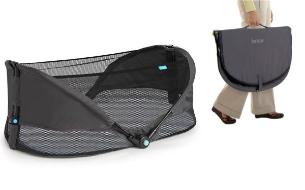 Portable Baby Bed Brica Travel Bassinet