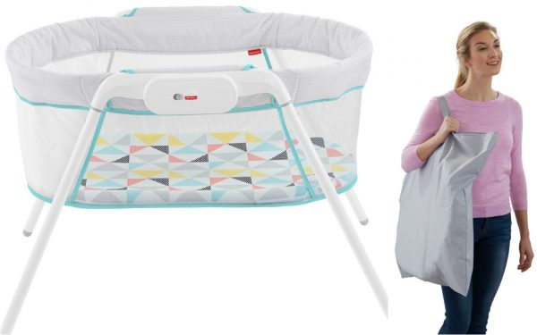 Travel Bassinet option Fisher Price Stow 'n Go