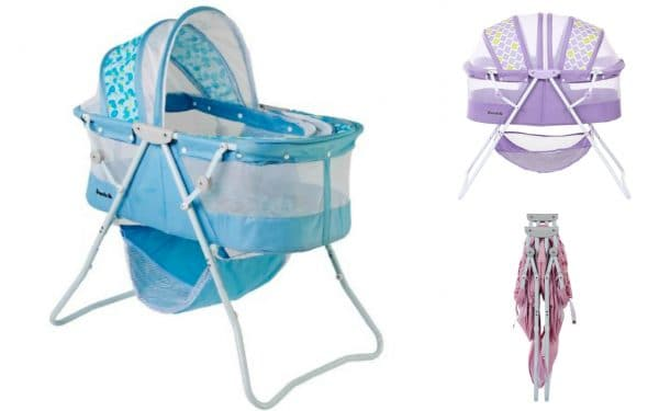 Portable Bassinet Dream on Me Karley
