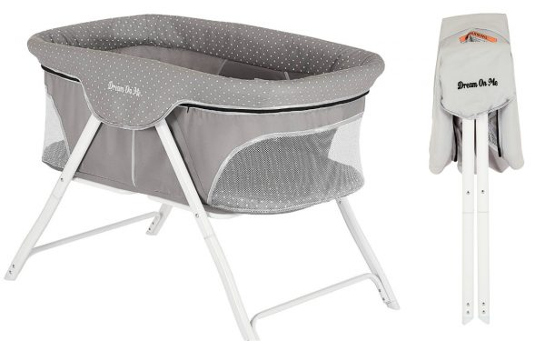 Portable Bassinet Dream On Me Traveler