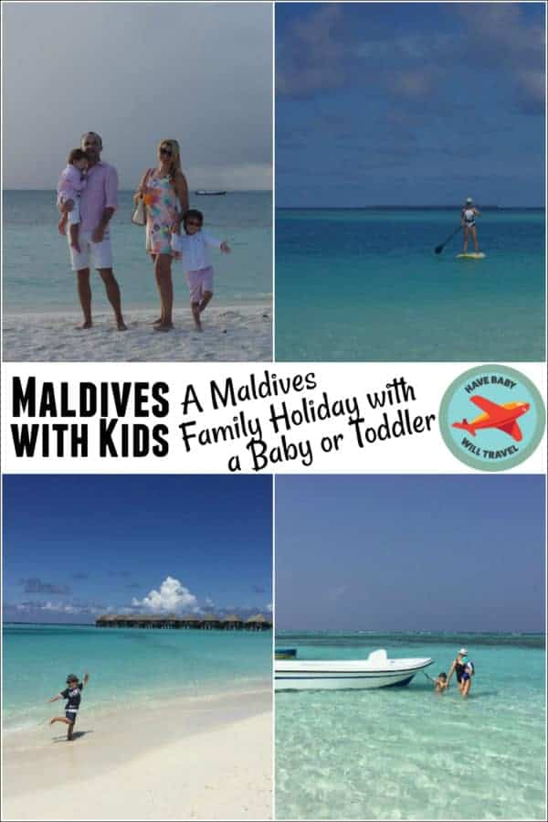 Maldives with Kids Information for a Maldives family holiday