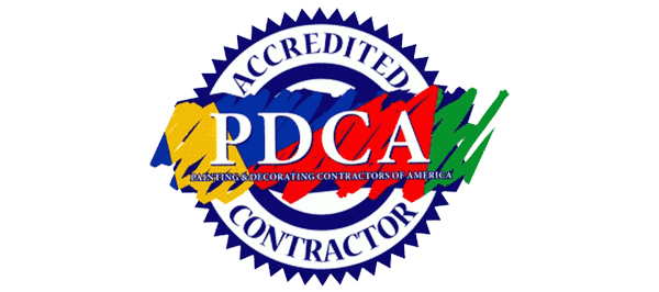 pdca accredited contractor logo