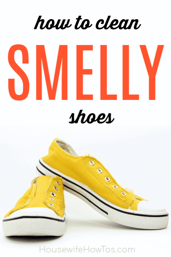 How To Deodorize Smelly Shoes And Keep Them From Smelling