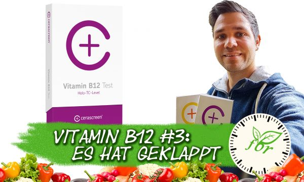 Vegan vitamin b12
